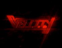 Velcity Logo Design