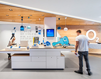 Retail Design | O2 Concept Store Berlin