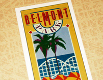 Belmont Park Identity & Marketing Collateral