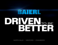 "Baierl Automotive ""Fast Lane"" TV"