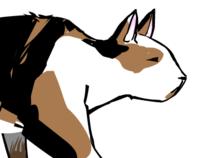 Kitty City Flash Animation Test