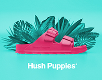 Hush Puppies - Birk Eva