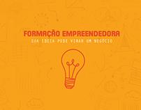 Workshop Formação Empreendedora