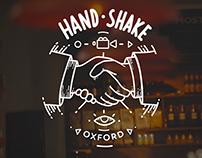 HANDSHAKE oxford Branding