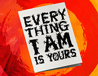 Zine Everything I Am Is Yours