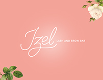 IZEL - LASH AND BROW BAR