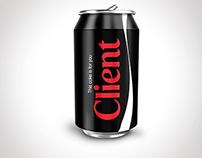 Share A Coke Agency Edition