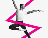 School of American Ballet Brand Identity
