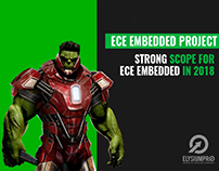 Embedded Projects for ECE 2018 at ElysiumPro