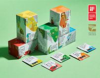 飲joy-me tea Packaging 有記名茶