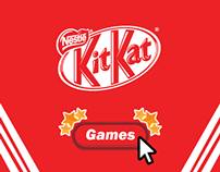 KIT KAT® - BREAK ONLINE!