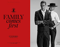 Family comes first, Xion Magazine
