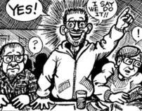 Secret Origin of Cloudscape Comics