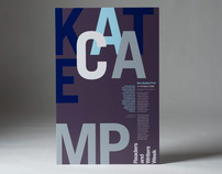 Kate Camp Poster
