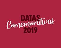 Datas Comemorativas 2019