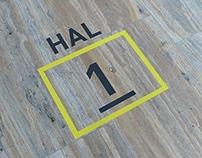 KUNSTHAL ROTTERDAM Signage & Wayfinding