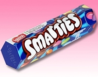 Smarties Chocolate Candies