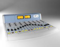 Console de Áudio [Audio Mixer]