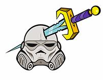 Dead Stormtrooper