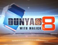 Dunya At 8