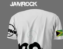 Jamrock Tee