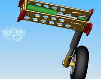 H-1 Racer Landing Gear Design