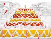 Happy birthday, Odessa!