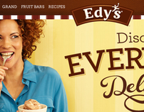 Edy's Website Redesign