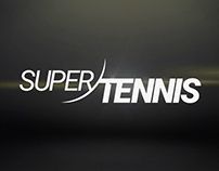 Super Tennis TV Channel rebrand