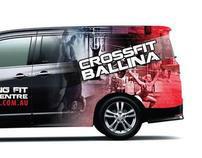 CROSSFIT BALLINA - CAR WRAP