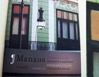 Manaus resucitado, projeto de livro