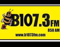 Radio Station Bilboard Design