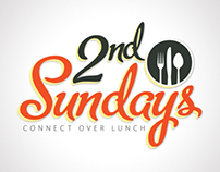 BCC | 2nd Sundays Logo