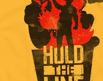 WildFireTees.com T-shirt Illustrations