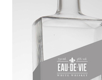 Eau de Vie White Whiskey