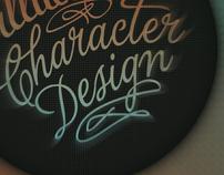 "Logo ""illucolor Character Design"""