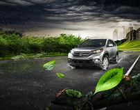 Honda CRV Digital Campaign
