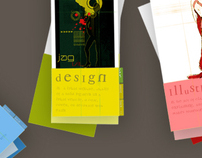 personal portfolio design