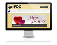 PDC Rx Web Design