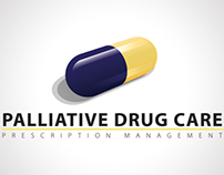 Palliative Drug Care | Logo Redesign