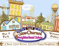 Edy's Slow Churned Neighborhood Salute
