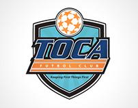 TOCA F. C. | Concept Logo