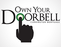 Currington Mortgage | Own Your Own Doorbell Logo