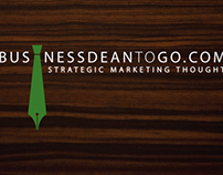 Business Dean to Go Logo Design