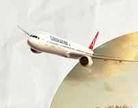 Turkish Airlines-Zero Waste Posters