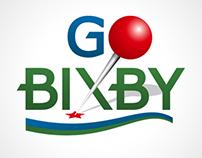 Go Bixby | Logo Design