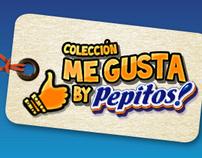 Colección Me Gusta by Pepitos!