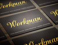 Workman Forensics | Business Card
