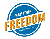 Map Your Freedom