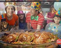 TV - Súper Cerdo - Línea Horno